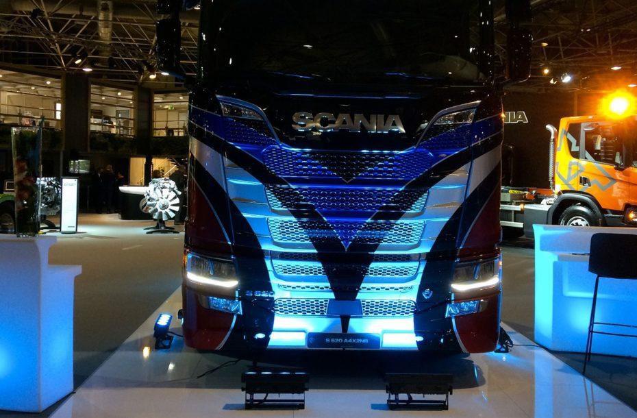 Atmosphère Communication - Référence - Scania