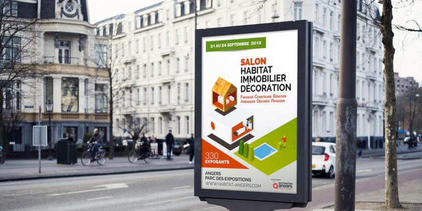 Le Salon Habitat Immobilier Décoration d'Angers