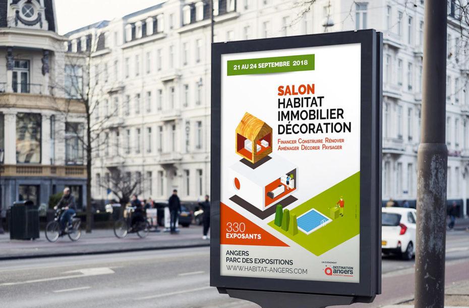 Atmosphère Communication - Référence - Le Salon Habitat Immobilier Décoration d'Angers